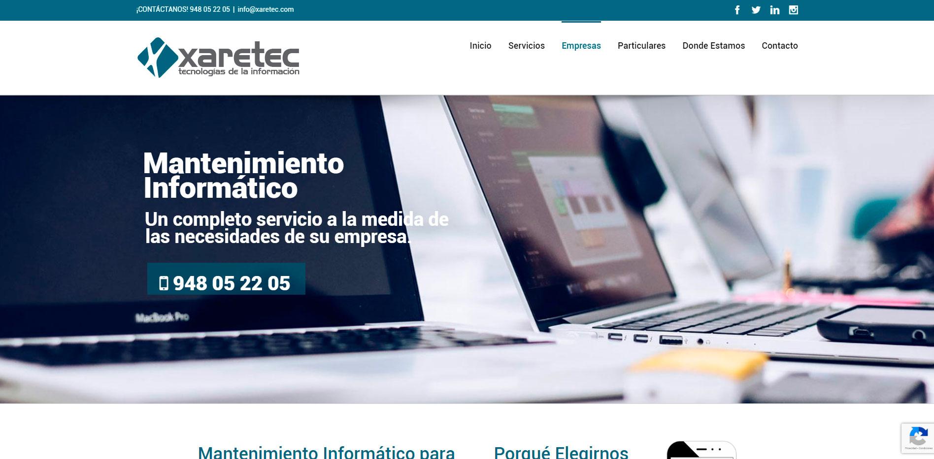 web_Xaretec_